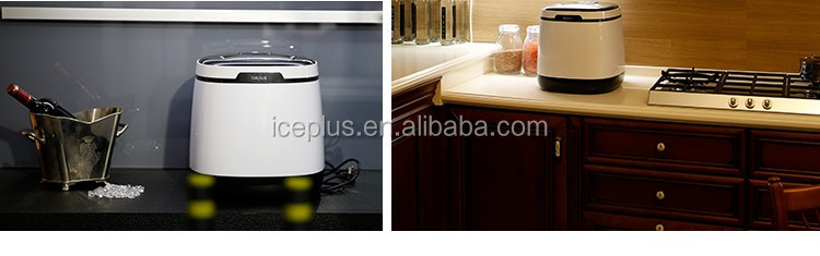 Mini Portable Industrial Ice Maker for Sale (HIM-56A)