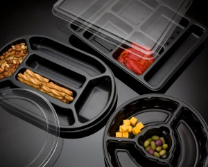 FROZEN Food Tray and Packaging OR COVERED FOOD TRAY & CONTAINER