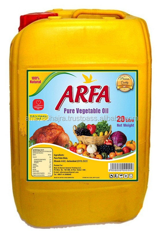 Vegetable Cooking Oil, Palm Olien OIl, Cooking Oil, Frying Oil