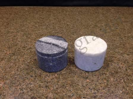 Marble Salt & Pepper Boxes
