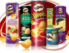 Pringles Potato Chips 40g, 65, 150g, 154g, 161g, 165g ,169g and 187g available at competitive prices.