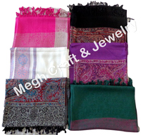 2016 Party Wear Printed Reversible stoles-Pure Silk Fabric Stoles Summer Scarves For Ladies / Women Stylish Scarf