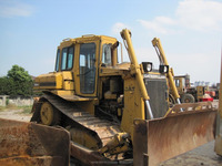 2015 hot sale Used Caterpillar D6H crawler bulldozersecond-hand engineering machine for sale
