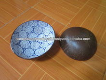 Hot Selling Multi color Coconut shell bowl & Eggshell - Coconut pot