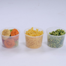 Takeaway food container Other containers you may have interest - Take away round food cont 500ml