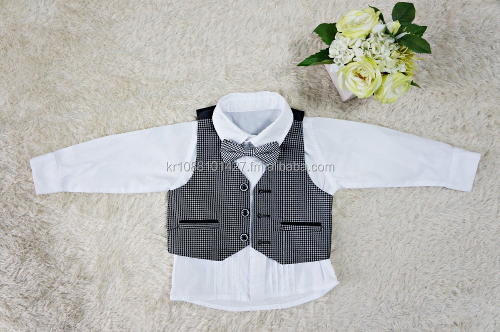 2015 BRAND NEW KOREAN BOY TUXEDO BABY TUXEDO