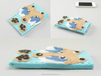 Felt mobile phone case handmade
