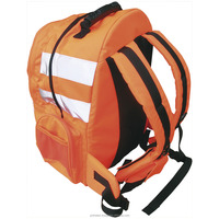 Quick Release Hi-Vis Rucksack - Kitbag - Travel Bag