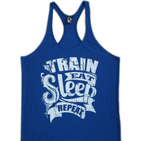 Bodybuilding Gym Singlet/ Stringer Vests/ Plain cotton gym tanktops mens