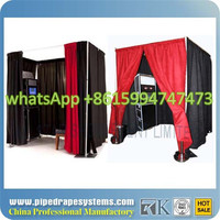 Wedding backdrop used pipe and drape for sale | photo booth props
