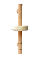 NO 2 WALL MOUNTED CAT TREE ( Catwalk system)