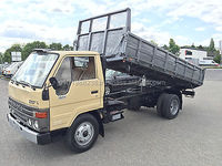 USED TRUCKS - TOYOTA DYNA 250 TIPPER (LHD 7427)