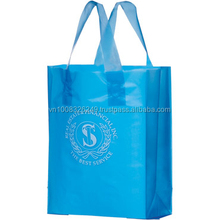 Real Estate and Financial Soft Loop Handle Bag Plastic Bags Flexi Loop Handle bag Made In Vietnam