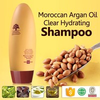 Organic cosmetic products natural best anti-druff shampoo