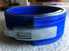 Lever Genuine Leather Weight Lifting Belt / Custom Weight Lifting Belt / Power Lifting