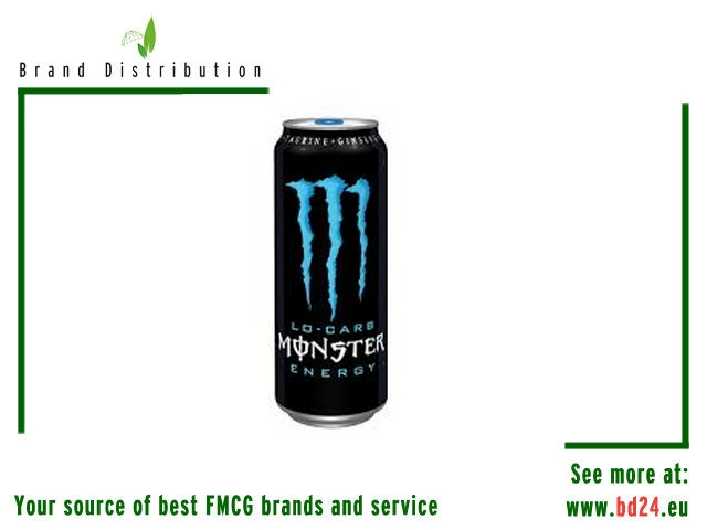 MONSTER 0,5l Energy Blue Lo-Carb Energetic Drink hot offer