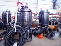 30KW/37KW/45KW/55KW-high wear-resisting submersible sand pump