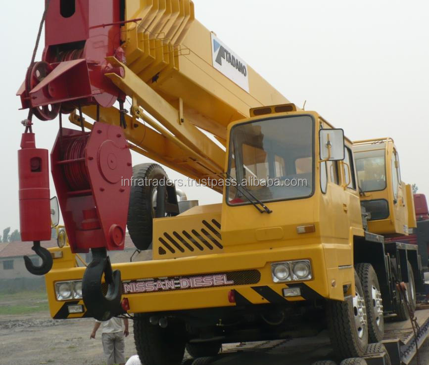 High Quality Used crane Used KATO 55 ton truck crane Oringinal in Japan,used 55t KATO cranes