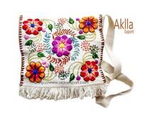 Hand Embroidered Handbag for Women