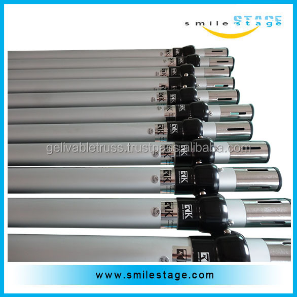 Romantic Beautiful stainless steel pipe For Weddings