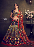 Traditional Indian Design Lehenga Choli
