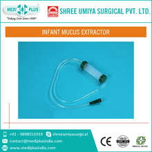 Hot Sale of Disposable Infant Mucus Extractor at Affordable Price for Hospital Use