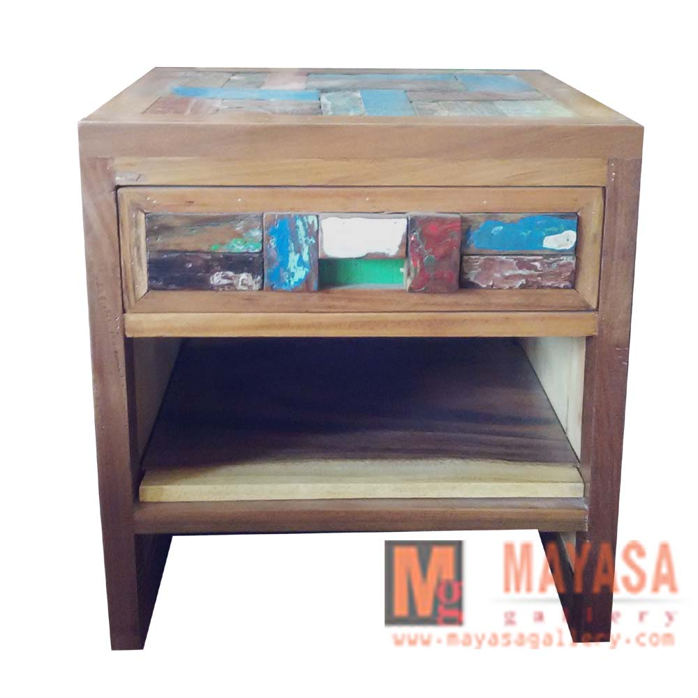Boat Wood Chest Drawer Indonesia Furniture Manufacturer