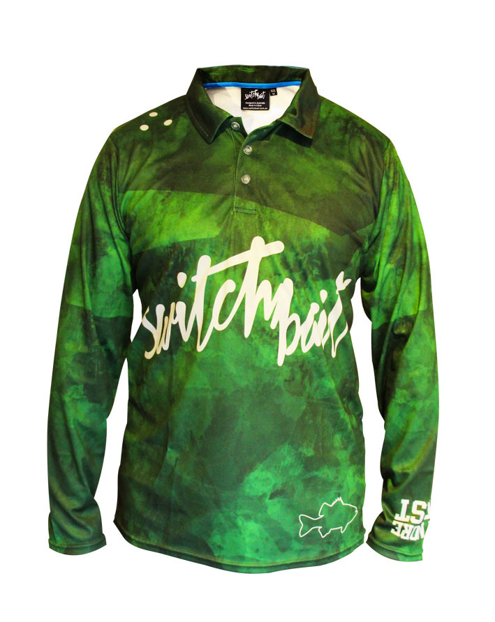 Custom Printed Fishing Jerseys for men/ fishing apparel