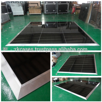 Portable Dance Floor container wood floor