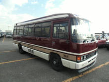 1992 TOYOTA COASTER BUS / HDB31 / EX TURBO LONG 1HD-T / 29-SEATER / MANUAL 5F [WSH]