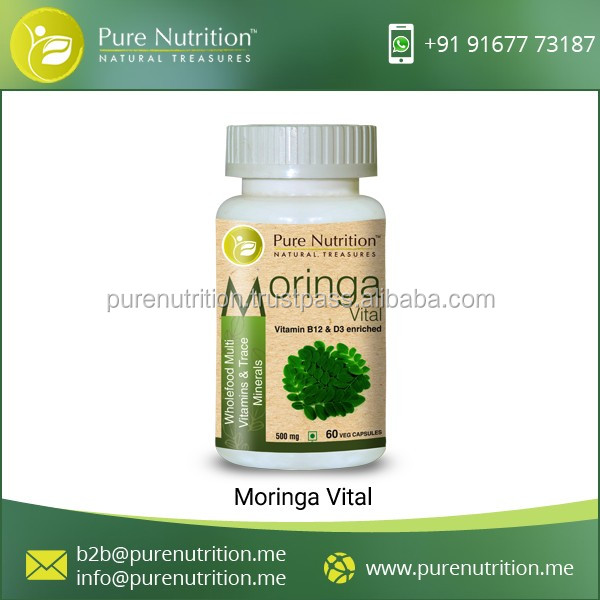 Health Product Manufacturer Supplying Superior Quality Moringa at Reasonable Price