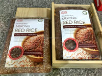 Mekong Red Rice