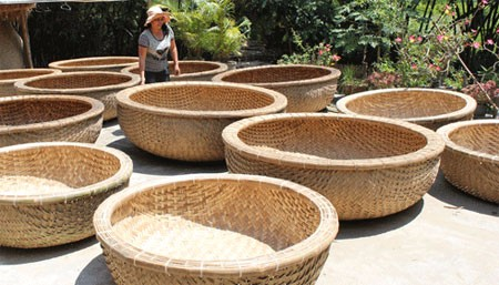 Bamboo Coracle