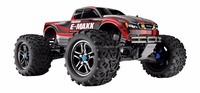 Traxxas 39087-3 E-Maxx 1/10 Scale 4WD Brushless RTR Monster Truck