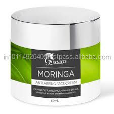 100% Natural Organic Certified Moringa Face Cream