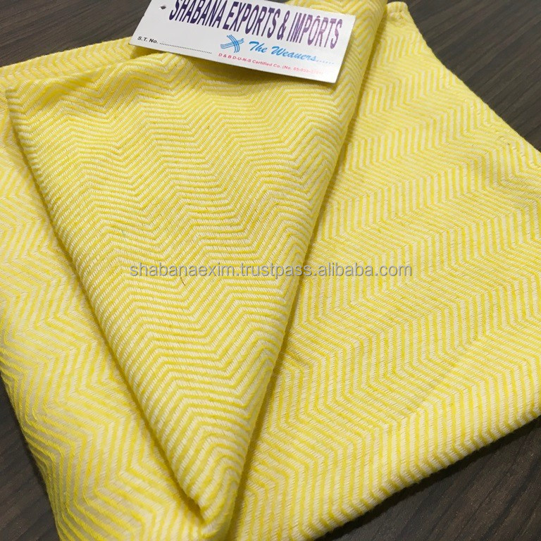 High quality 100% cotton swaddle blanket zig zag weave baby wraps