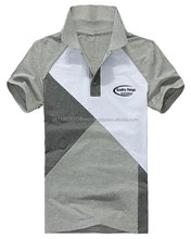 High Quality Manufacturer 100% Cotton Professional Polo T Shirt