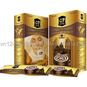 Chocolate Cappuccino Coffee G7/Cappuccino Coffee G7/Mocha Cappuccino coffee G7