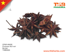High-quality Star anise in Vietnam