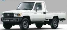 MPID6141 - Toyota Land Cruiser Pick Up SC 4.2lt Diesel M/T