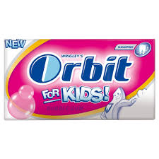 ORBIT 14PCS For Kids Classic Chewing Gum