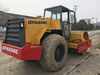 2012 Used Dynapac CA30D Vibratory Road Compactor 3000Hrs