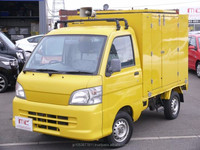 Good looking used japanese 4x4 mini trucks HIJET TRUCK 2005 NOODLE CAR