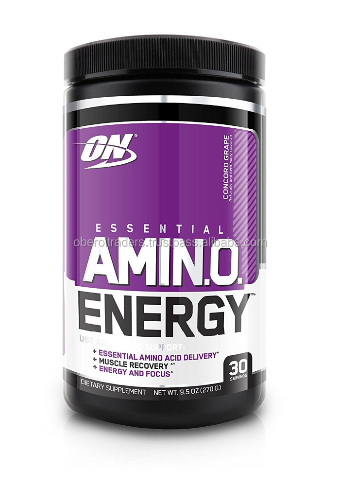 Amino Energy - 30 Servings (Concord Grape)