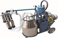 Fully Automatic portable cow milking machine for sale(Y-001)