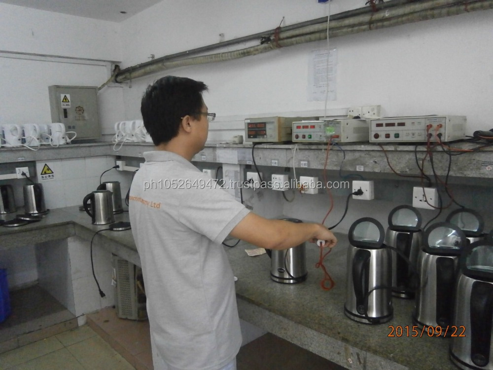 Water Boilers During Production (DuPro) Inspection in China