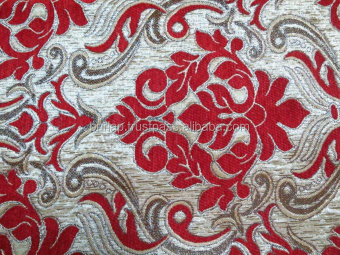 Jacquard Crinkle Chiffon Dress Fabric