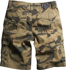 summer camouflage polyester/cotton work shorts