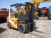 used tcm forklift 3 ton 3.5 ton, japanese tcm fd35 diesel forklift for sale , with 3 stage mast