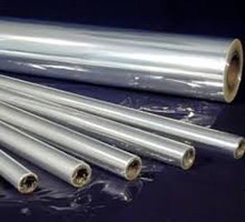 CLEAR/METALLIZED PET FILM